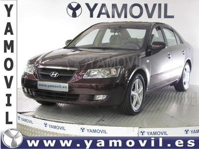 gebraucht Hyundai Sonata 2.0 CRDi 140CV STYLE 4P