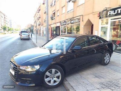 usado Audi A6 2.0TDI OCASION NACIONAL LIBRO IMPECABLE