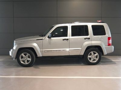 used Jeep Cherokee 2.8crd Limited Aut.