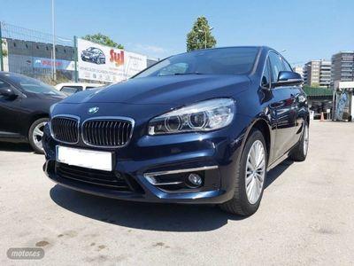 usado BMW 218 Serie 2 d Luxury Todo extras