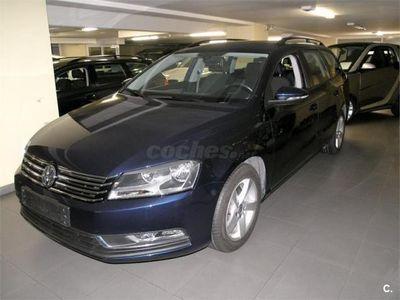 usado VW Passat Variant 1.6 Tdi 105cv Bluemotion 5p. -12