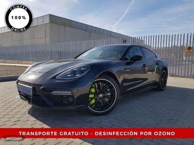 usado Porsche Panamera Turbo S EHybrid Sport Turismo
