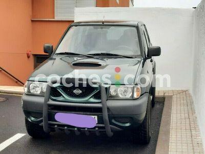 usado Nissan Terrano 2.7 Td Comfort 100 cv en Tenerife
