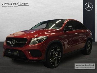 usado Mercedes GLE450 AMG AMG / AMG 43 4Matic Coupe