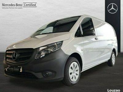 usado Mercedes Vito 111 CDI/BlueTEC Larga