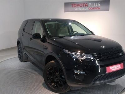 usado Land Rover Discovery TD4 4WD HSE AT