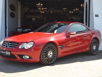 usado Mercedes SL350 Aut V6 3.2 Gasolina 272cv