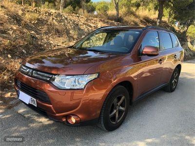 gebraucht Mitsubishi Outlander 220 DID Motion Auto 4WD