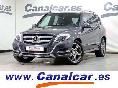usado Mercedes GLK220 CDI 4Matic Blue Efficiency Aut. 170CV