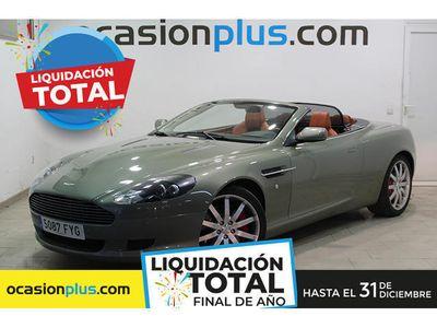 usado Aston Martin DB9 VOLANTE 6.0 V12 457 CV