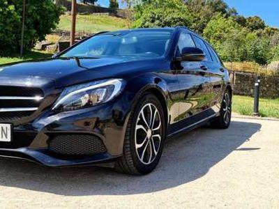usado Mercedes C200 Estate CDI BE Avantgarde Edition PRECIOSO