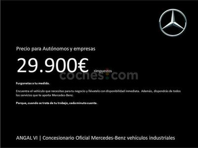 usado Mercedes Vito 116 CDI Tourer Pro 2020 Larga