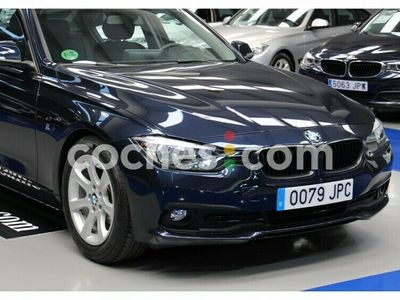 usado BMW 320 Serie 3 d Efficientdynamics 163 cv en Valencia
