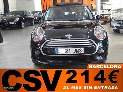 usado Mini Cooper D 116CV 3P **TECHO SOLAR, 205€/MES**
