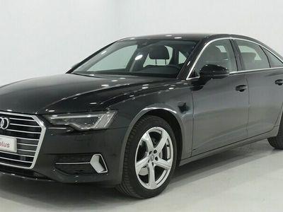 usado Audi A6 sport 40 TDI 150 kW (204 CV) S tronic Diésel Azul matriculado el 08/2019