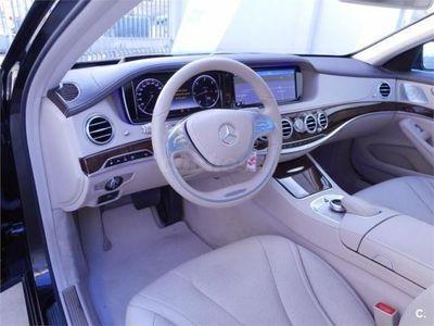 usado Mercedes S350 Clase SD 4p. -15