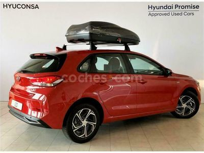 usado Hyundai i30 I301.0 Tgdi Klass 48v 120 120 cv en Palencia