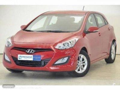 usado Hyundai i30 1.6 Crdi 110cv Tecno S 5p. -13
