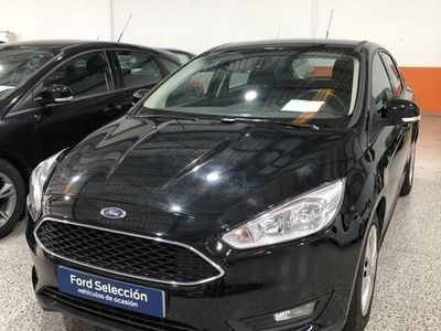 used Ford Focus 1.6 TI-VCT Trend (flotas)