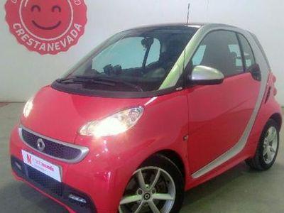 usado Smart ForTwo Coupé 800 40 kW passion cdi