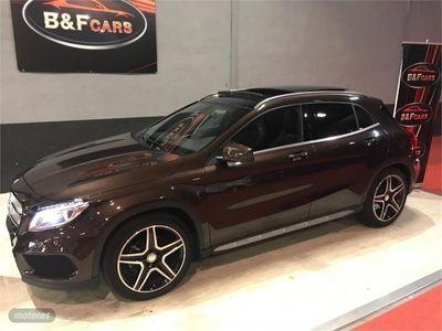 brugt Mercedes GLA200 Clase GLAd AMG Line