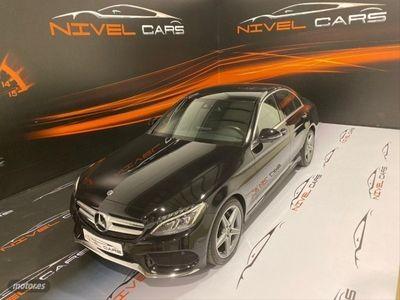 usado Mercedes C220 d 9G-Tronic AMG