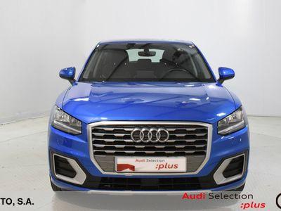 usado Audi Q2 sport edition 1.6 TDI 85 kW (116 CV) S tronic Diésel Azul matriculado el 09/2017