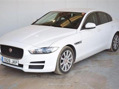 usado Jaguar XE 2.0 AJ200D Diesel RWD 180cv XE-Pure