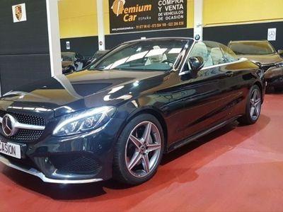usado Mercedes E250 Clase C C Cabrio d