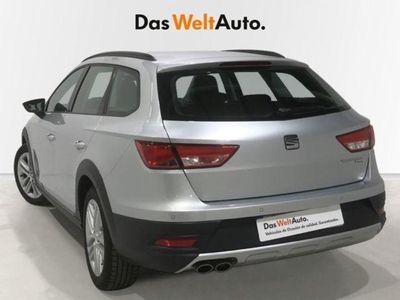 usado Seat Leon X-Perience 2.0 TDI ST 4Drive St&Sp 110 kW (150 CV)
