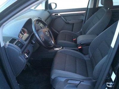 usado VW Touran 1.6 TDI 105cv DSG Advance -11