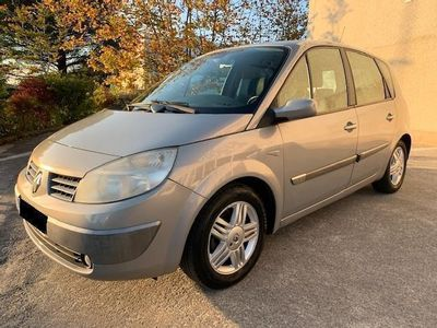 usado Renault Scénic II Grand 1.5dCi Luxe Dynamique