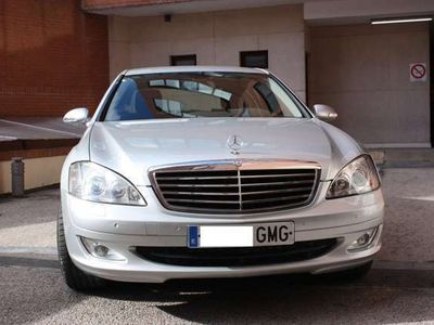 usado Mercedes S320 320CDI 4M Aut.