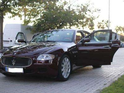 usado Maserati Quattroporte 4.2 Sport GT Aut.