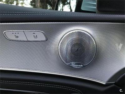 usado Mercedes E220 Clase E4p. -17