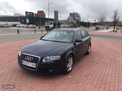 usado Audi A4 Avant 3.0 TDI quattro tiptronic DPF