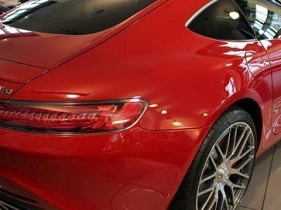 usado Mercedes AMG GT 510CV año 2017 27 KM en buen estado