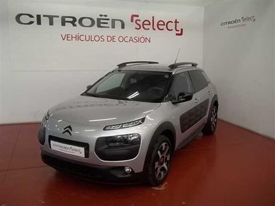 usado Citroën C4 Cactus C4 Cactus Blue HDi 100 Feel Edition
