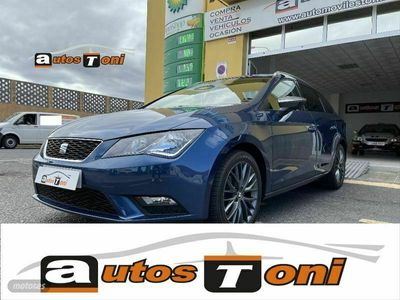 usado Seat Leon ST 1.4 TSI 110kW ACT SS Style Adv Nav