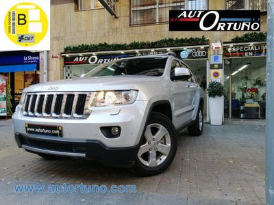 usado Jeep Grand Cherokee 3.0CRD Limited 241 Aut. **FULL EQUIP**