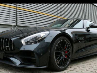 gebraucht Mercedes AMG GT Coupé S - 19''/20'' - TECHO - BURMESTER