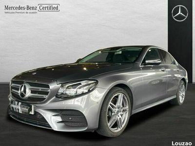 usado Mercedes E220 AMG Line (EURO 6d-TEMP)