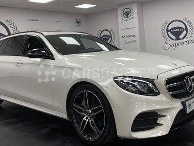 usado Mercedes E220 Estate 220d 4Matic 9G-Tronic