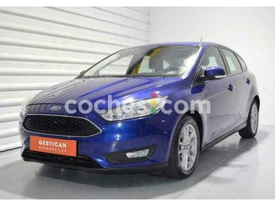 usado Ford Focus 1.0 Ecoboost Auto-s&s Titanium 125 125 cv en Palmas, Las