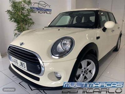usado Mini Cooper D desde 250 euros/mes