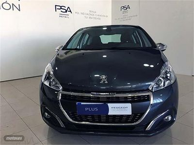 brugt Peugeot 208 5P ALLURE 1.2L PureTech 81KW 110CV SS