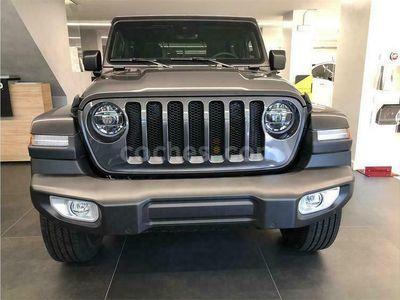usado Jeep Wrangler 2.0T GME Sahara 8ATX E6D