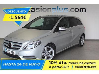 used Mercedes B200 CDI (136CV)