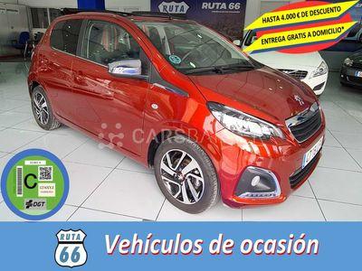 usado Peugeot 108 TOP Allure VTi 72CV 5p