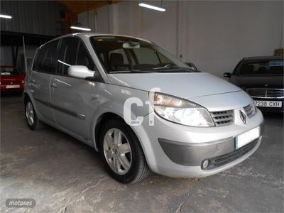 usado Renault Scénic LUXE DYNAMIQUE 1.9DCI